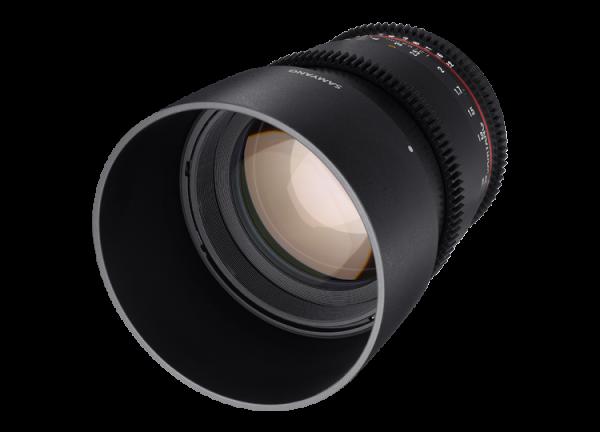 Samyang 85mm T1.5 VDSLR AS IF UMC II - Canon EF - Cine Lens [3]