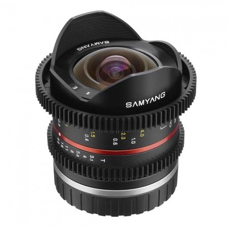 Samyang 8mm T3.1 Fujifilm X VDSLR 0