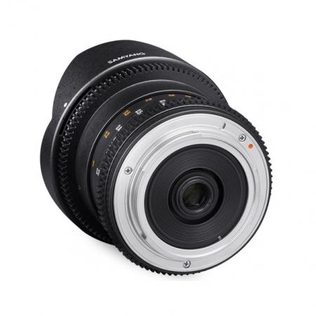Samyang 8mm T3.8 VDSLR UMC Fisheye CS II - Fujifilm X 2