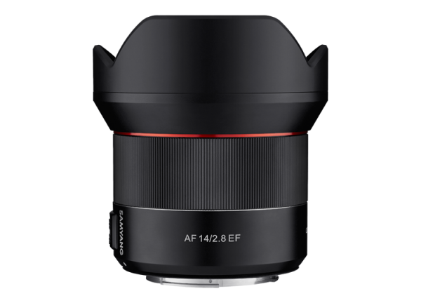Samyang AF 14mm f/2.8 EF - Canon EF 1