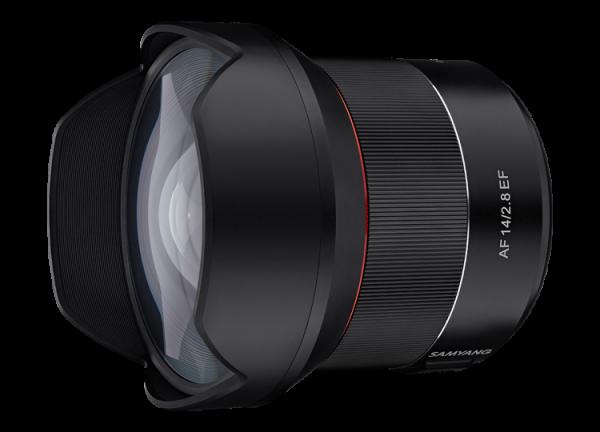 Samyang AF 14mm f/2.8 EF - Canon EF 0
