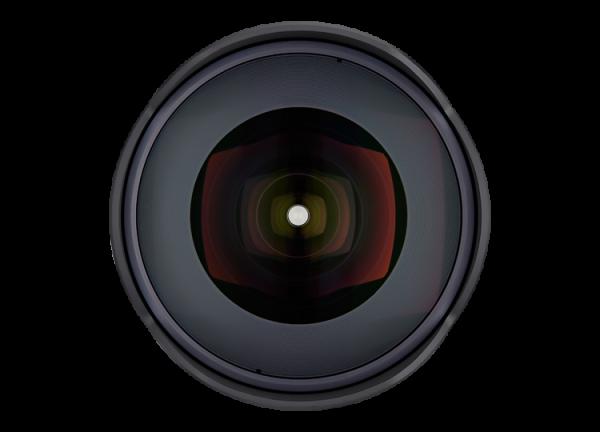 Samyang AF 14mm f/2.8 EF - Canon EF 2