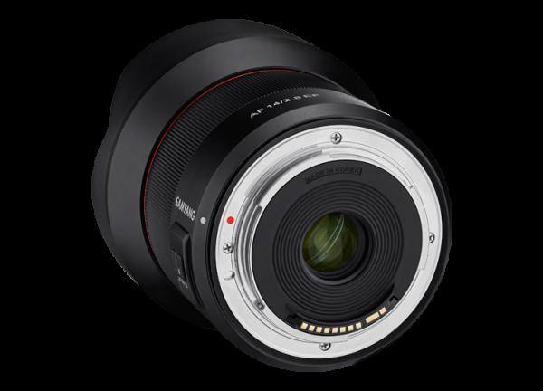 Samyang AF 14mm f/2.8 EF - Canon EF 3