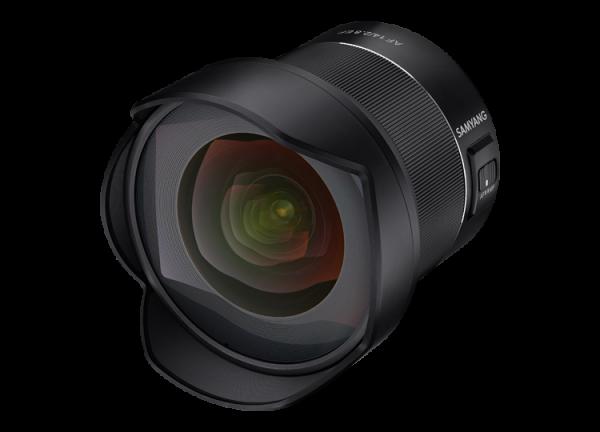 Samyang AF 14mm f/2.8 EF - Canon EF 4
