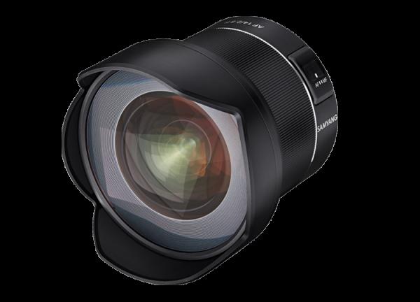 Samyang AF 14mm f/2.8 F - Nikon F 1
