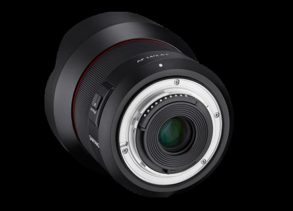 Samyang AF 14mm f/2.8 F - Nikon F 4