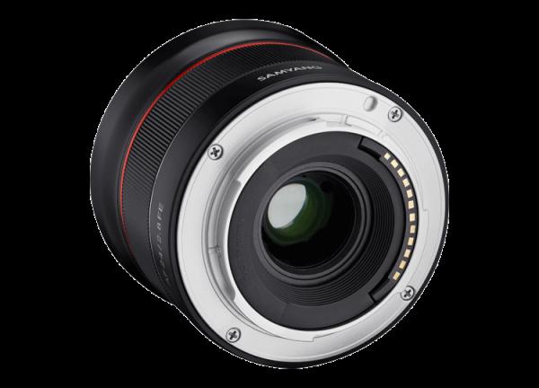 Samyang AF 24mm F2.8 - Sony FE 4