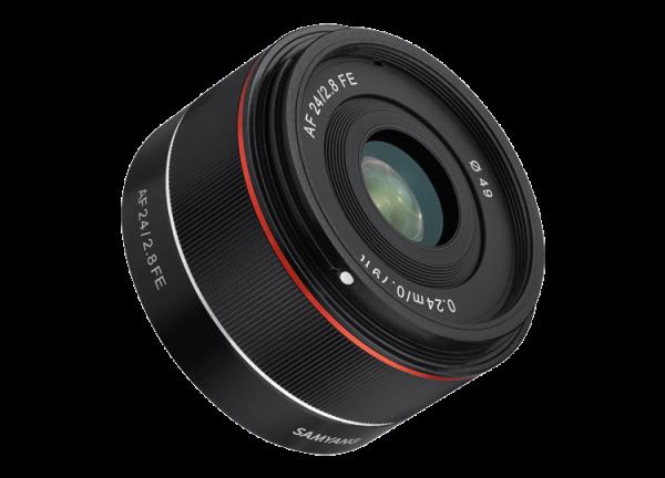 Samyang AF 24mm F2.8 - Sony FE 3