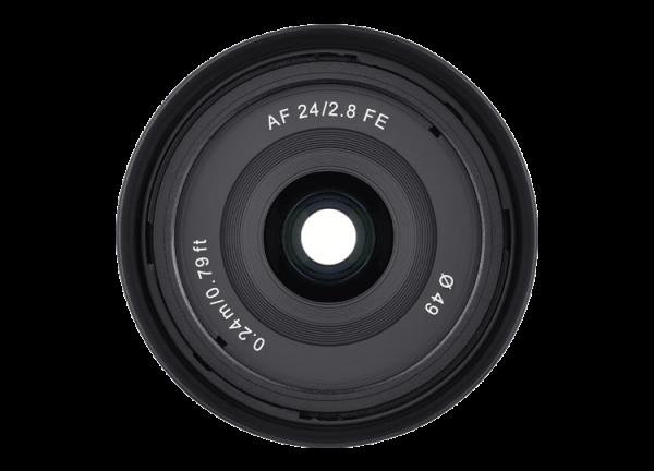 Samyang AF 24mm F2.8 - Sony FE 2