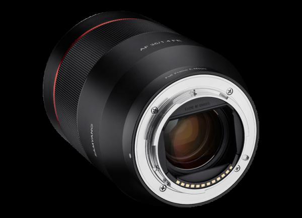 Samyang AF 35mm f/1.4 - Sony E [4]