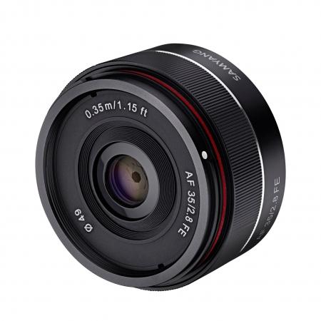 Samyang AF 35mm F2.8 - Sony FE, Negru 3