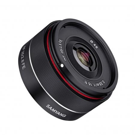 Samyang AF 35mm F2.8 - Sony FE, Negru 2