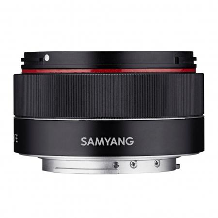 Samyang AF 35mm F2.8 - Sony FE, Negru 0