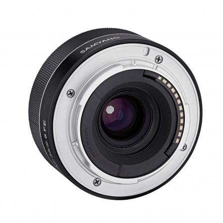 Samyang AF 35mm F2.8 - Sony FE, Negru 5