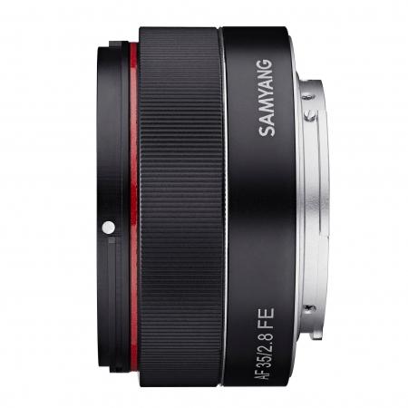 Samyang AF 35mm F2.8 - Sony FE, Negru 1