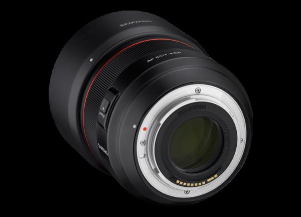 Samyang AF 85mm F1.4 EF - Canon EF [3]