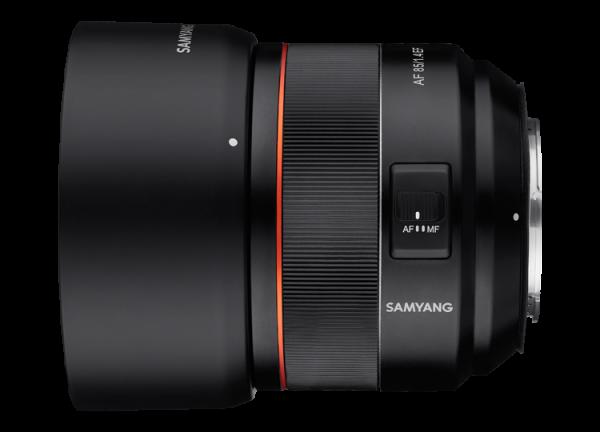 Samyang AF 85mm F1.4 EF - Canon EF [1]
