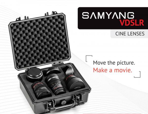 Samyang Hard Case , geanta transport obiective 1