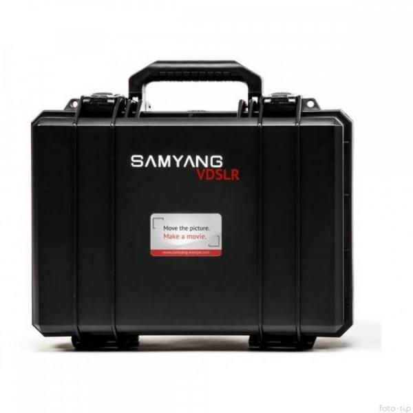 Samyang Hard Case , geanta transport obiective 0