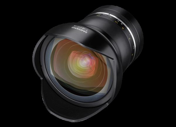 Samyang XP 14mm f/2.4 - Canon EF - Premium Manual Focus 2