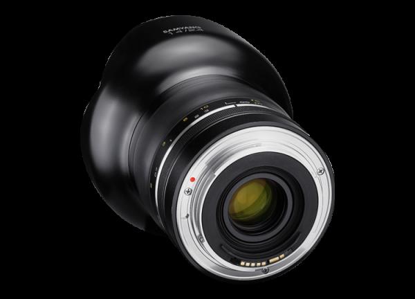 Samyang XP 14mm f/2.4 - Canon EF - Premium Manual Focus 3