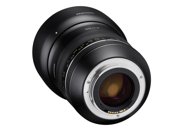 Samyang XP 85mm f/1.2 - Canon EF - Premium Manual Focus 3