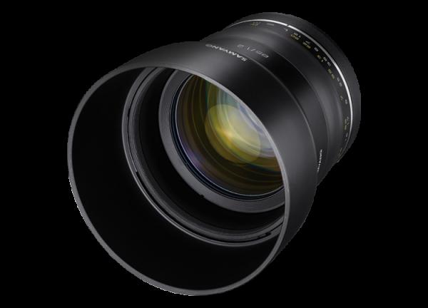 Samyang XP 85mm f/1.2 - Canon EF - Premium Manual Focus 2