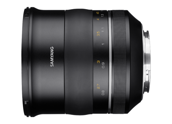 Samyang XP 85mm f/1.2 - Canon EF - Premium Manual Focus 1