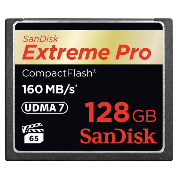 SanDisk Extreme Pro CF 128GB, 160MB/s (SDCFXPS-128G-GN6) [0]