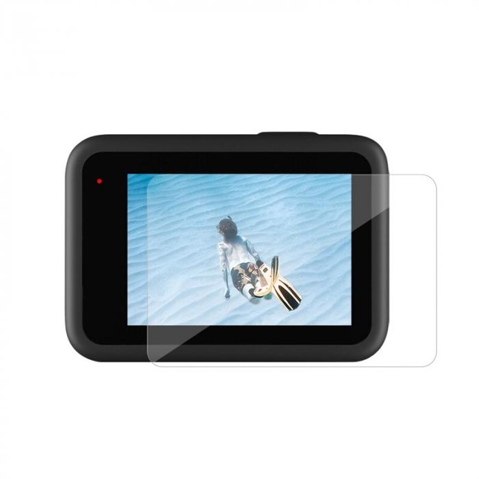 Set folii de protectie pentru ecranele GoPro Hero 9 transparent - negru - GP-FLM-901 [4]