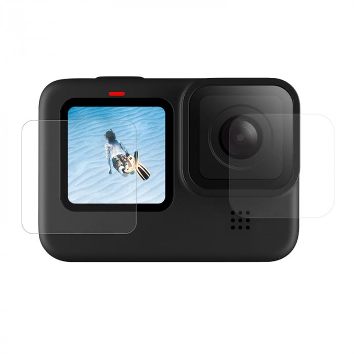 Set de folii de protecție a ecranului ultra transparente pentru Gopro9 - GP-FLM-902 [14]