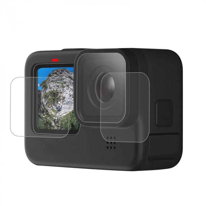 Set de folii de protecție a ecranului ultra transparente pentru Gopro9 - GP-FLM-902 [16]