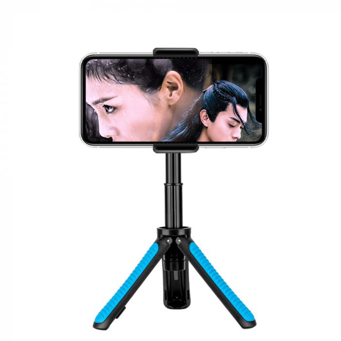 Mini trepied portabil Selfie Stick telescopic pentru GoPro Hero 9, DJI Osmo Action - OA-SJJ-001 [3]