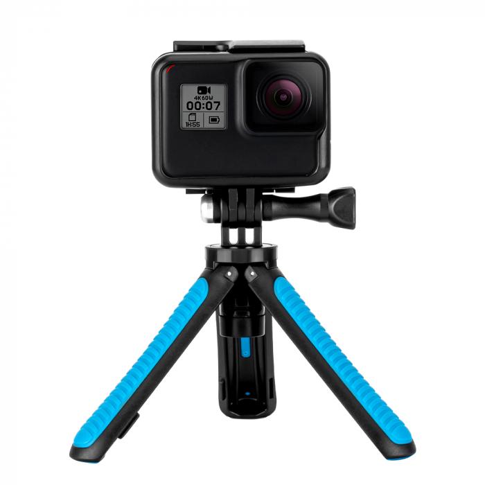 Mini trepied portabil Selfie Stick telescopic pentru GoPro Hero 9, DJI Osmo Action - OA-SJJ-001 [4]