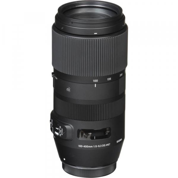 Sigma 100-400mm f/5-6.3 DG DN OS Contemporary pentru Sony E [7]