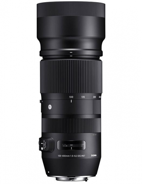 Sigma 100-400mm f 5-6.3 DG OS HSM , montura Nikon (S.H.) 0