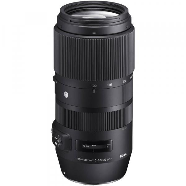 Sigma 100-400mm f 5-6.3 DG OS HSM - Nikon 0