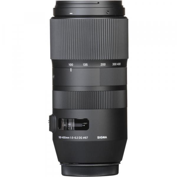 Sigma 100-400mm f 5-6.3 DG OS HSM - Nikon 5