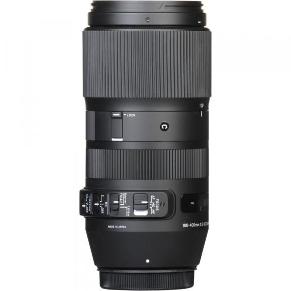 Sigma 100-400mm f 5-6.3 DG OS HSM - Nikon 4