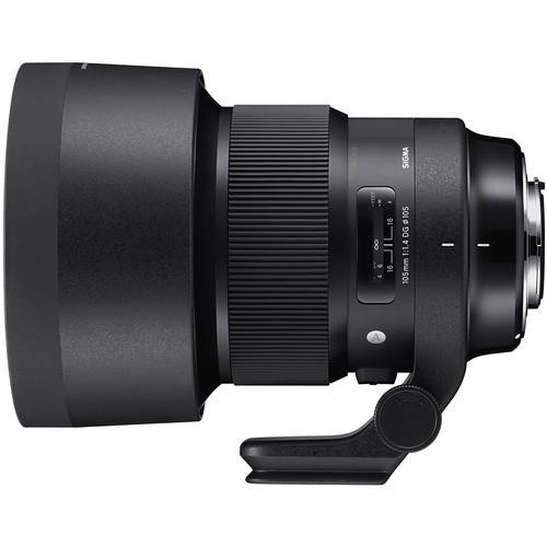 Sigma 105mm f/1.4 DG HSM ART - Nikon F 0