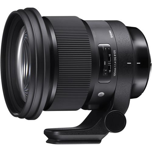 Sigma 105mm f/1.4 DG HSM ART - Nikon F 1