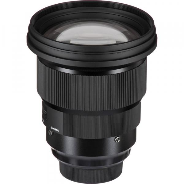 Sigma 105mm f/1.4 DG HSM ART -   obiectiv Mirrorless montura Panasonic L 4