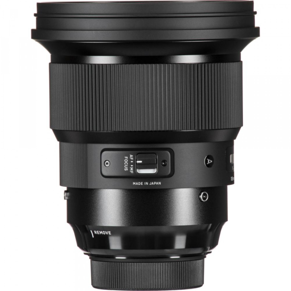 Sigma 105mm f/1.4 DG HSM ART -   obiectiv Mirrorless montura Panasonic L 2