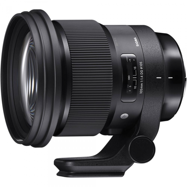 Sigma 105mm f/1.4 DG HSM ART -   obiectiv Mirrorless montura Panasonic L 0
