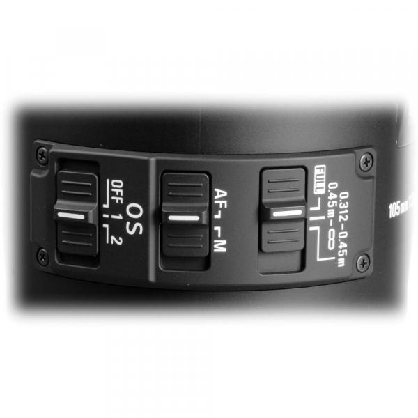 Sigma 105mm f/2.8 EX DG OS HSM Macro - montura  Nikon [3]