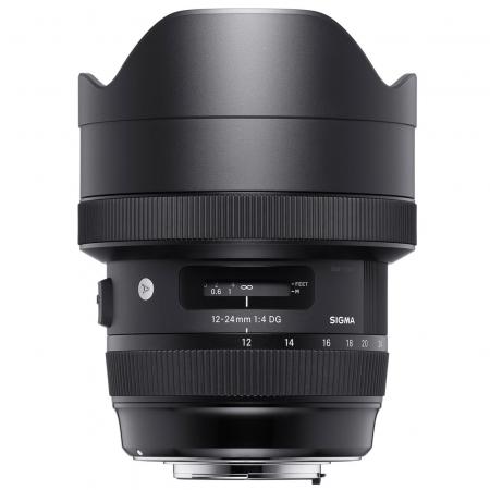 Sigma 12-24mm f/4 DG HSM ART - Nikon 1