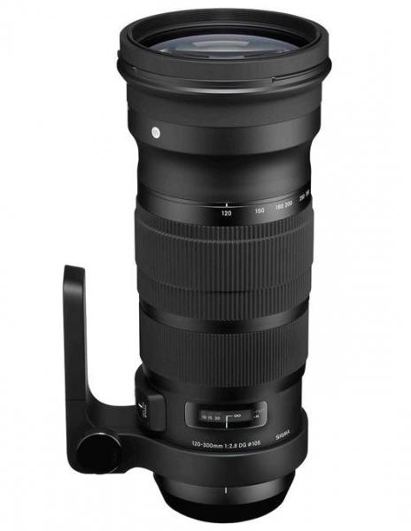 Sigma 120-300mm f/2.8 DG OS HSM | Sport - Canon 0