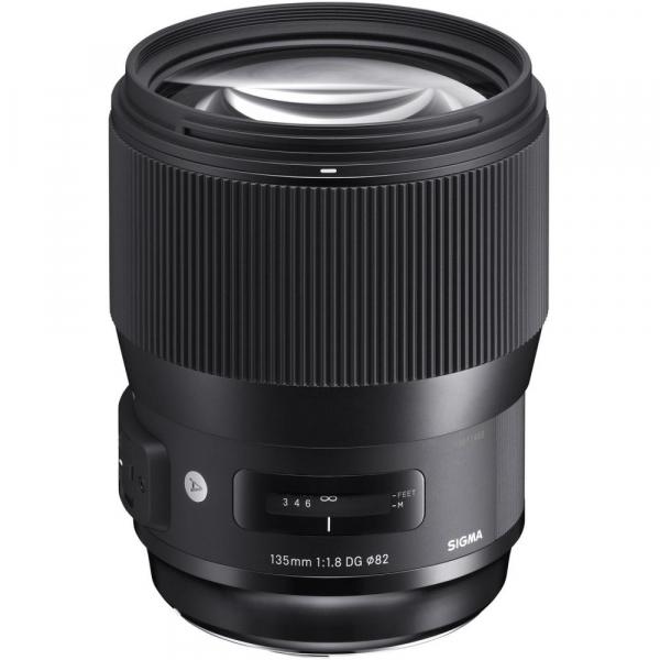 SIGMA 135mm f/1.8 DG HSM ART- Canon EF [0]