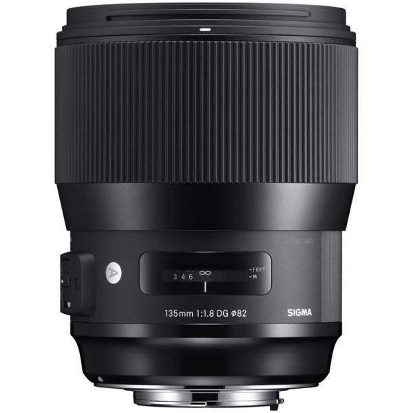SIGMA 135mm f/1.8 DG HSM ART- Nikon [1]