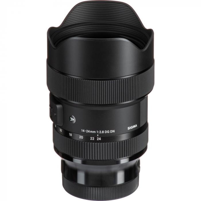 Sigma 14-24mm F2.8 DG HSM ART - obiectiv Mirrorless montura Panasonic L [2]